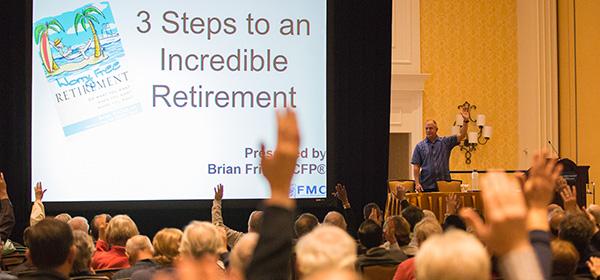 Brian Fricke Speaking